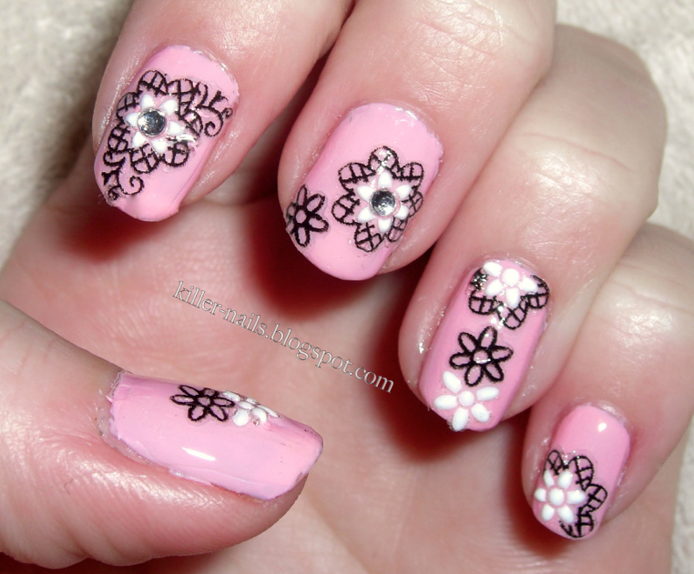 Nail Art Decals I