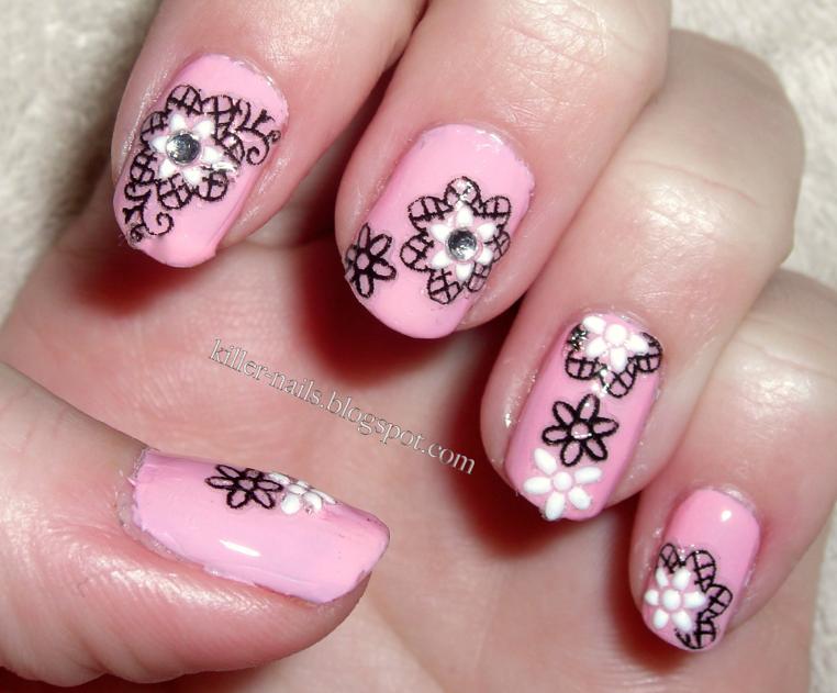 Nail Art Decals I
