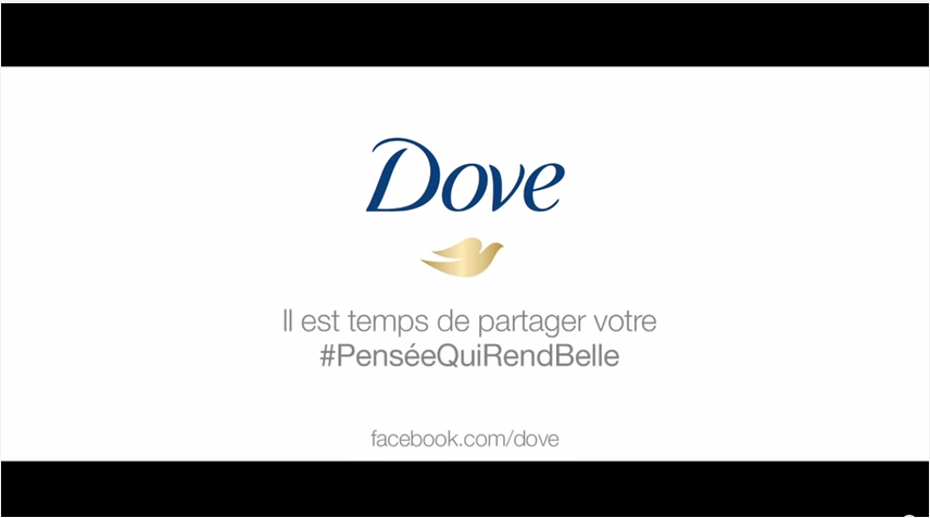dove, campagne publicitaire, bullelodie