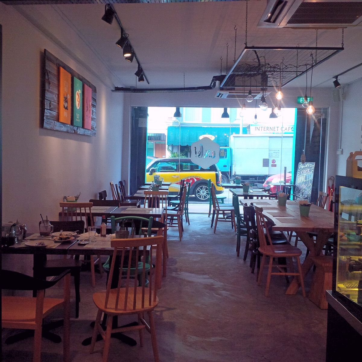 TheArcticStar\'s Tales: Brunch at OMB (Oh My Bacon) Cafe