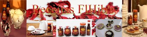 Receitas Flor dos Hibiscus