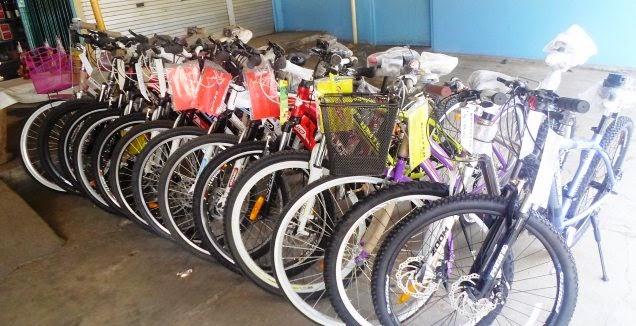 Peluang Bisnis Buka Toko Sepeda