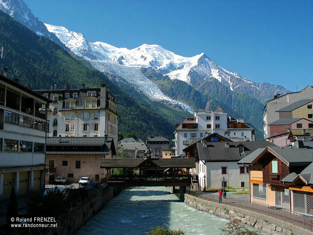 Top world travel destinations chamonix france for Best vacation spots in france