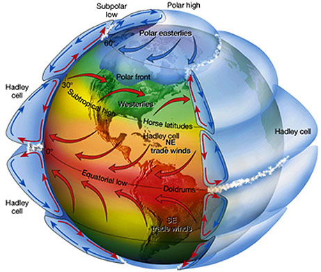 Global Wind Patterns FlipBook - University of Georgia - Griffin