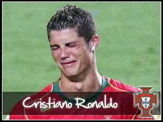FOKUSTEK: Cristiano Ronaldo Menangis Lagi