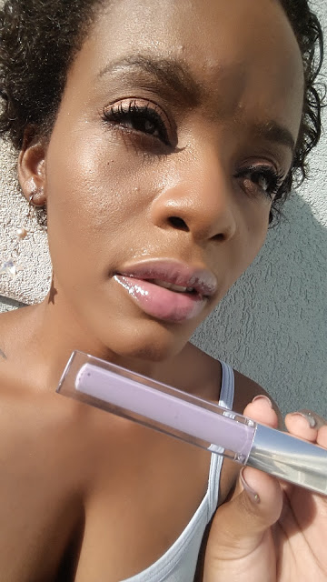 Maybelline Color Sensational High Shine Lip Gloss 'Raspberry Reflection' swatch www.modenmakeup.com