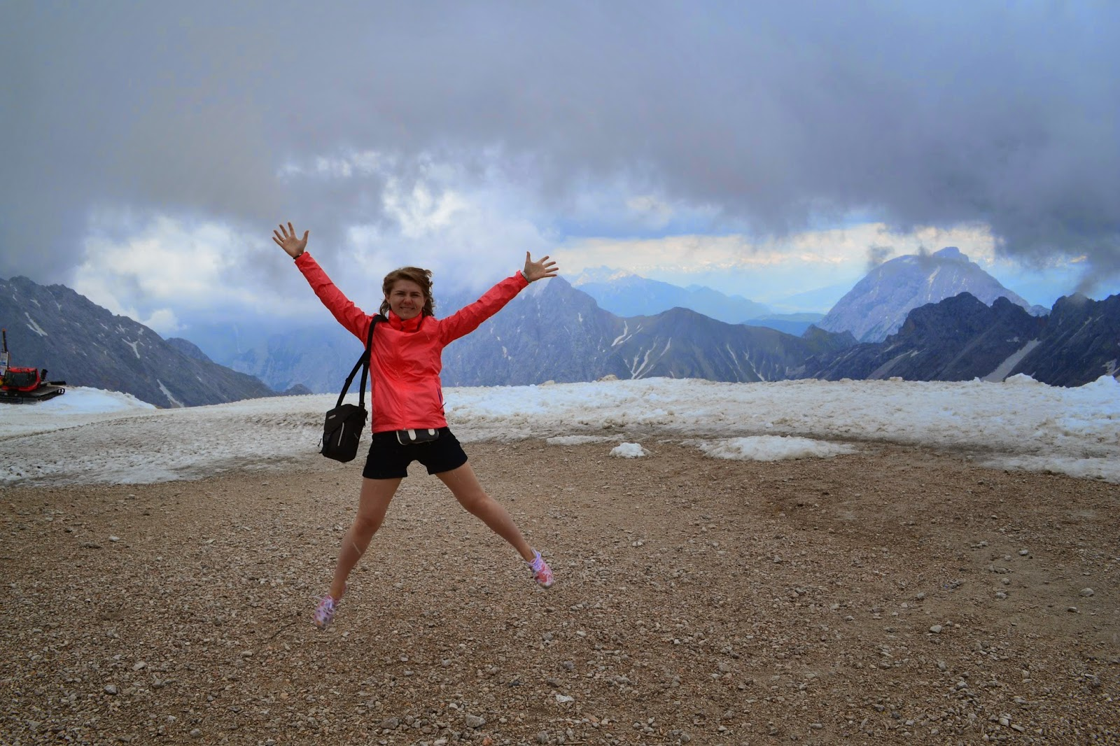 Glacier Zugspitze