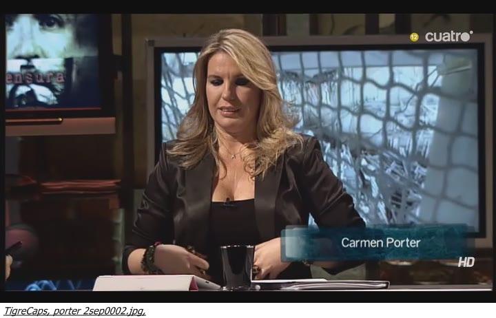 El ba l de las famosas carmen porter 39 39 cuarto milenio 39 39 2 09 for Carmen cuarto milenio