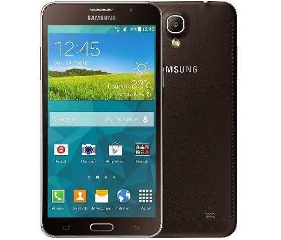 Características técnicas del Samsung Galaxy Mega 2