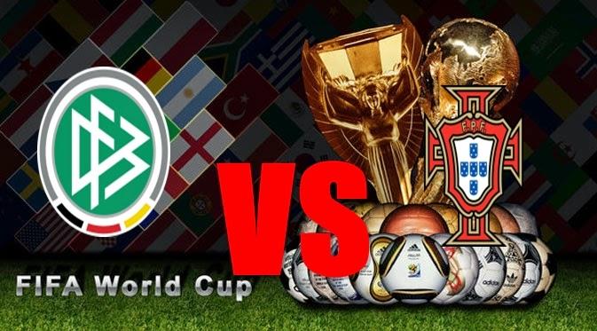 Prediksi Jerman vs Portugal