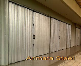 Harga Folding Gate Bekasi