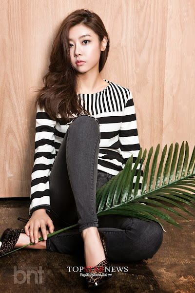 Sojin Girl's Day bnt international