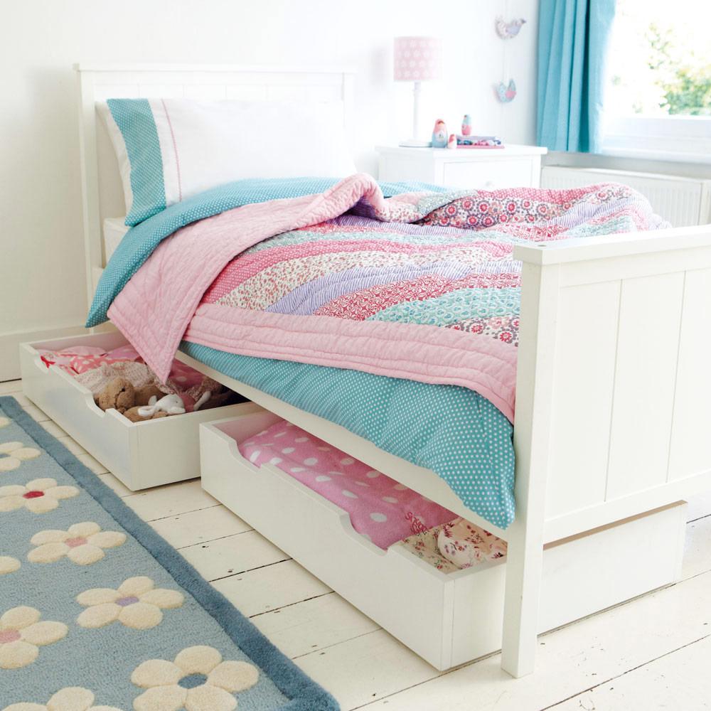 Behind the blue door under bed storage ideas - Diy under bed storage ideas ...