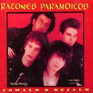 Descargar Discografia de Los Ratones Paranoicos Gratis