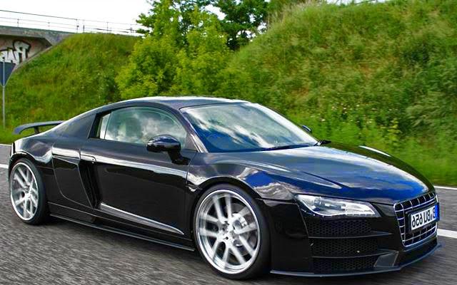 Audi R8 GT V12 Concept Bodykit