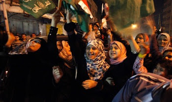 anak muda wanita Palestina, begitu mendambakan kebebasan negaranya