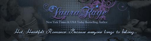 Laura Kaye, Author