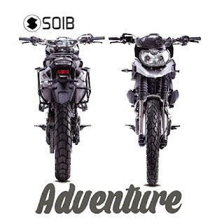 soib racer 400cc