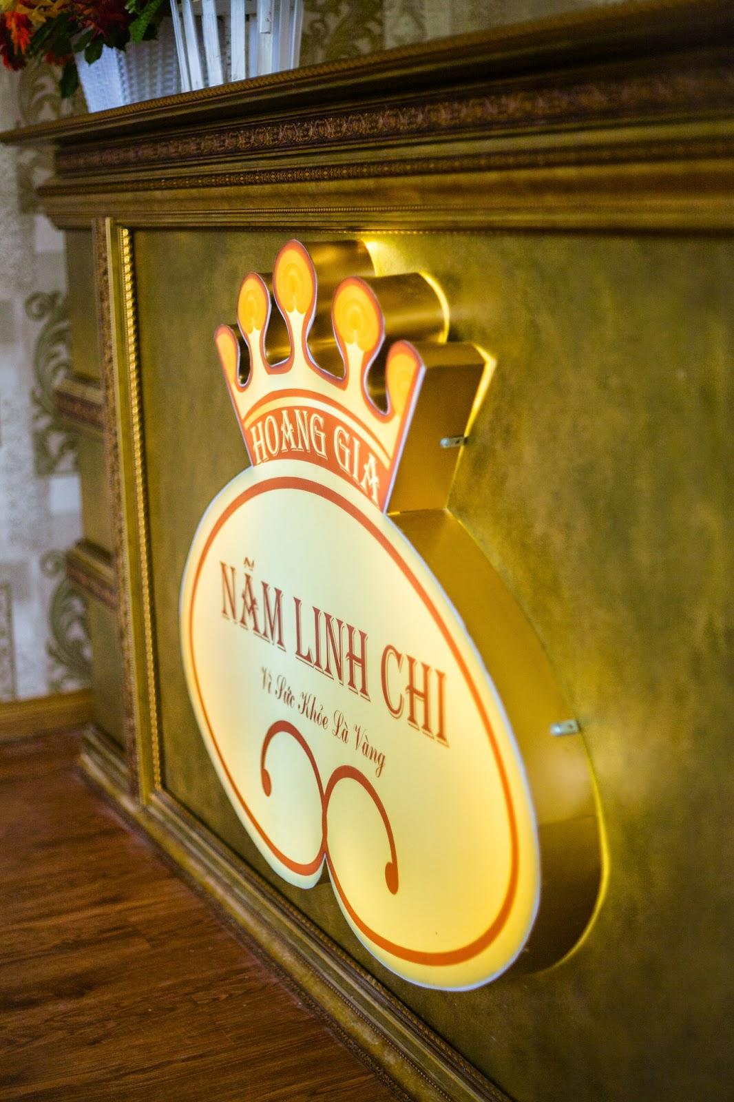 showroom Nấm Linh Chi Hoàng Gia tại 63 đường 3-2, Phường 11, Quận 10, Tp.HCM