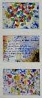 'Sóc un trencadís de batecs i emocions... (Il·lustració: Montse Assens)'