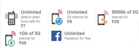 Free Airtel Internet