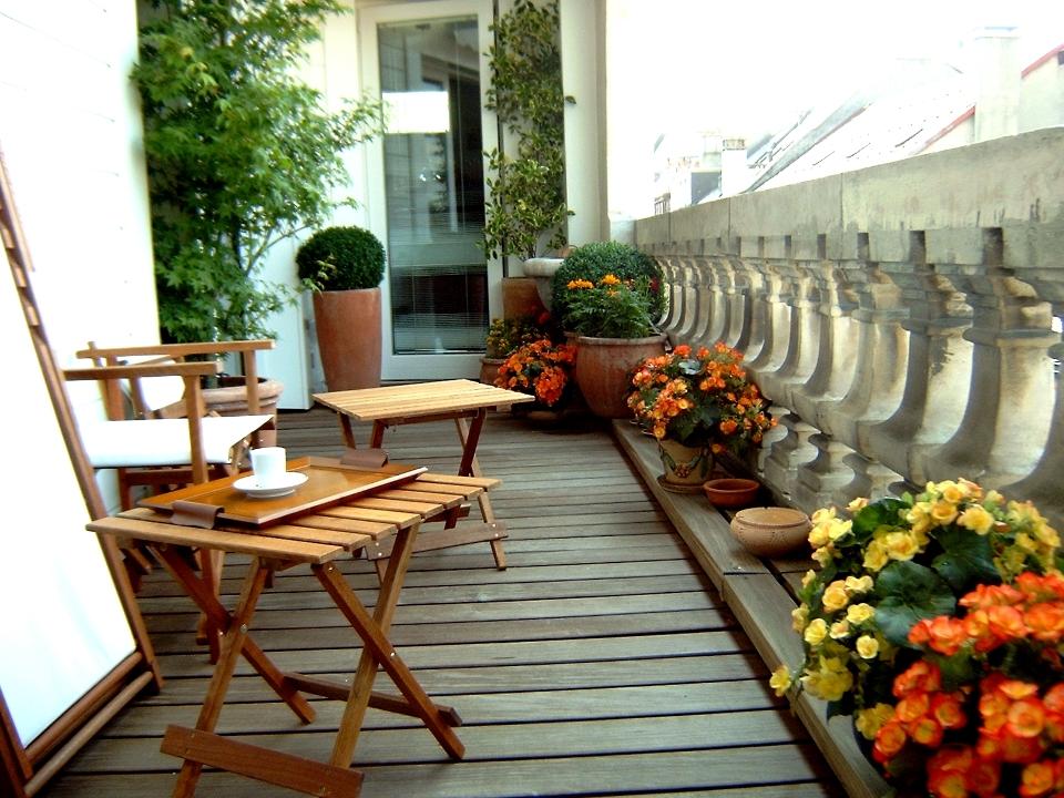 Balcones terrazas y jardines con estilo feng shui - Estilo feng shui ...