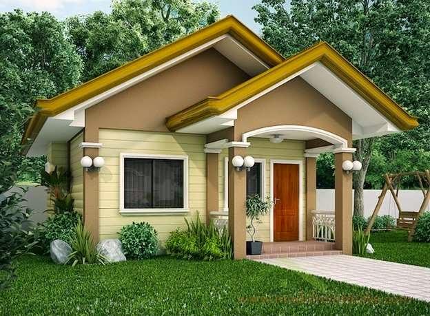 desain rumah mungil 1