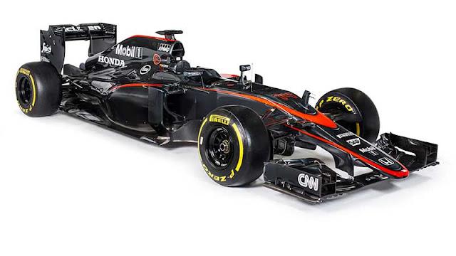 Auto McLaren MP4-30