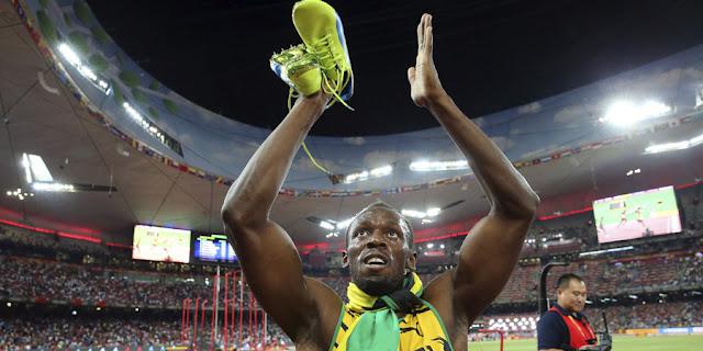 Bolt alza a Puma a cotas inimaginables en los Mundiales de Beijing