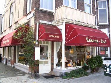 Uit eten in Den Haag