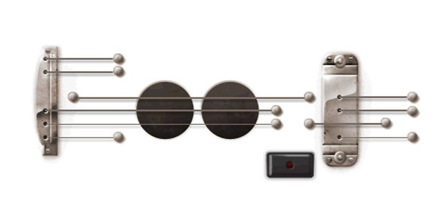 Paid to Play Media Group: Google Logo is Guitar Tuner in Honor of ...