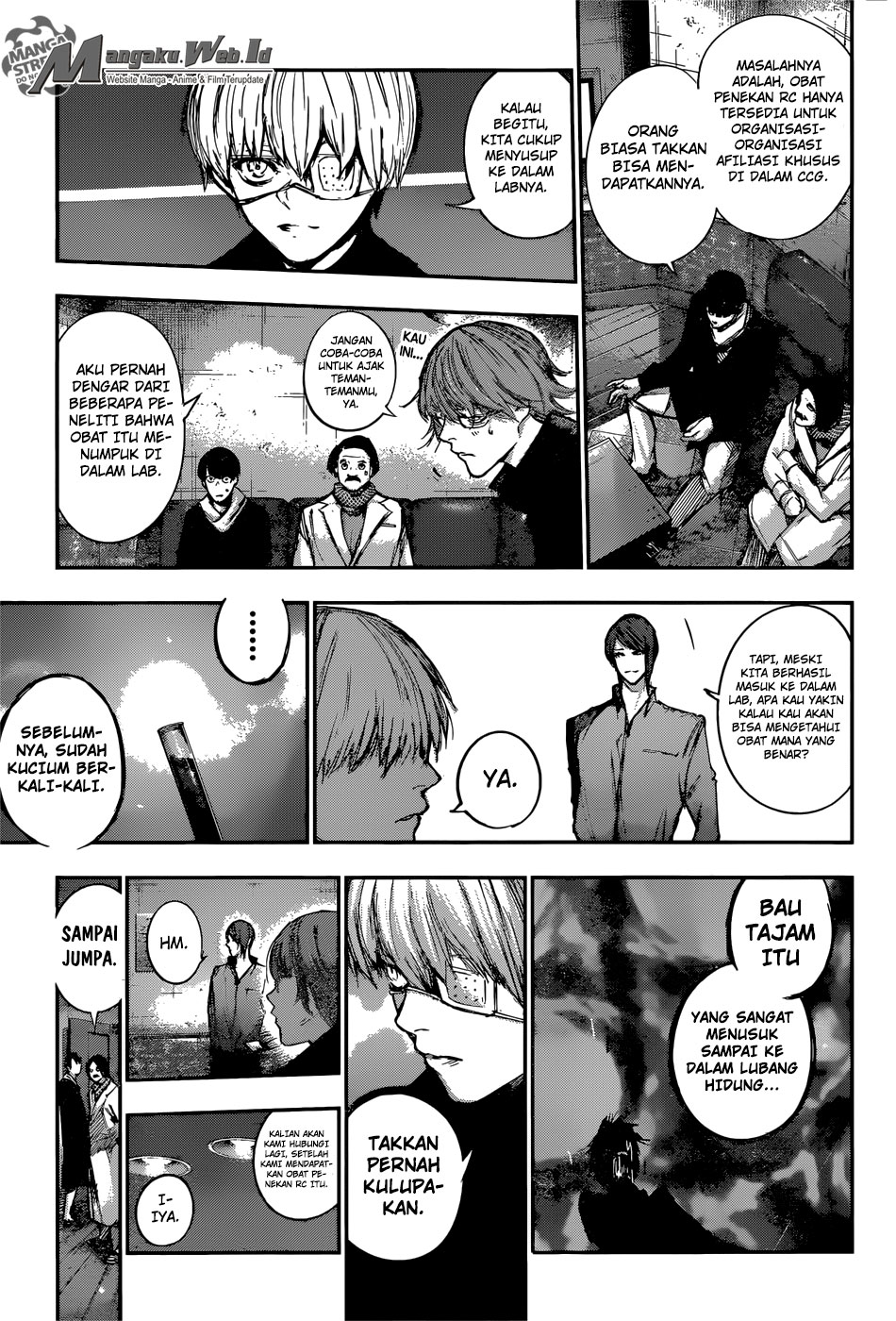 Tokyo Ghoul:re Chapter 103-7