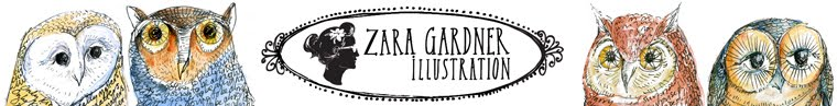 Zara Gardner Illustration