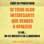 PUBLICIDAD Y ÉTICA