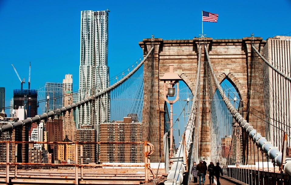 Brooklyn Bridge Nova York