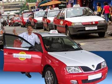 pemandu teksi yang tak bertanggungjawab, contoh pemandu teksi yang tak bertanggungjawab, sikap buruk pemandu teksi, pemandu teksi, teksi