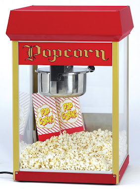 POP CORN MACHINE FOR RENT