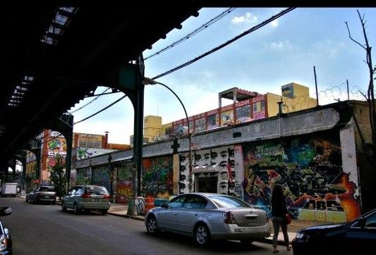 Bay Are Graffiti Spot Watch Dogs