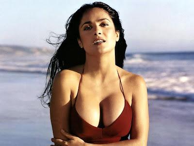 hot female pictures sexy salma hayek
