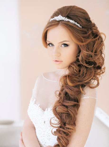 super gorgeous curly formal hairstyles