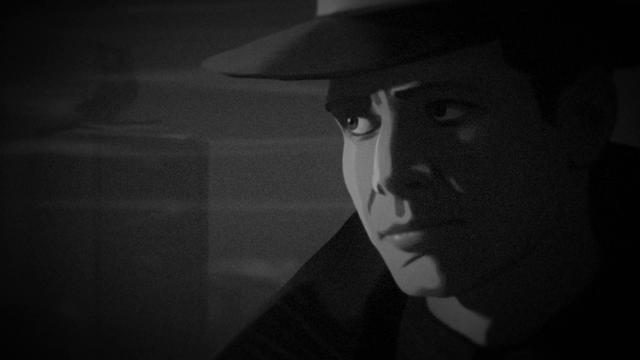 Philip Askins. Blade Runner - The Film Noir Cut (in 60 Seconds). Cortometraje Animación   Animation Short