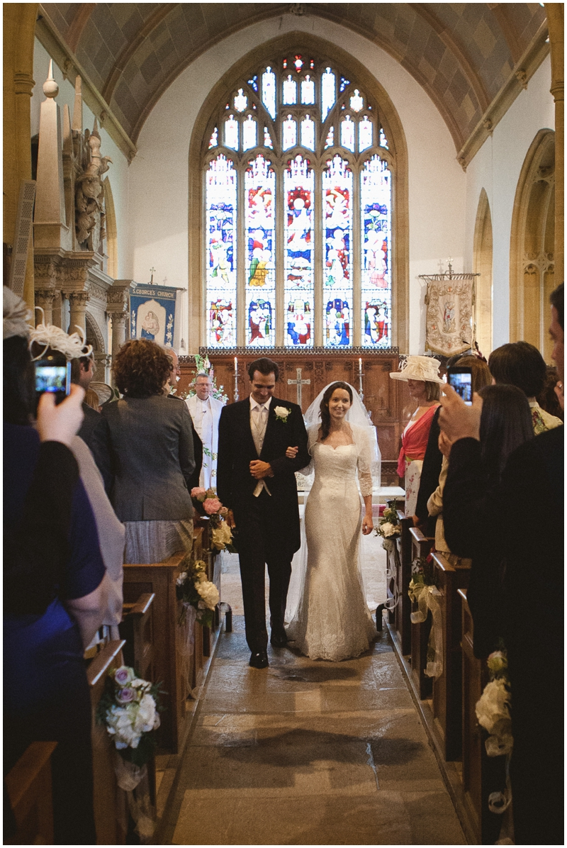 Milton abbey wedding