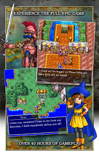 DRAGON QUEST IV v1.0.1 APK Data Android