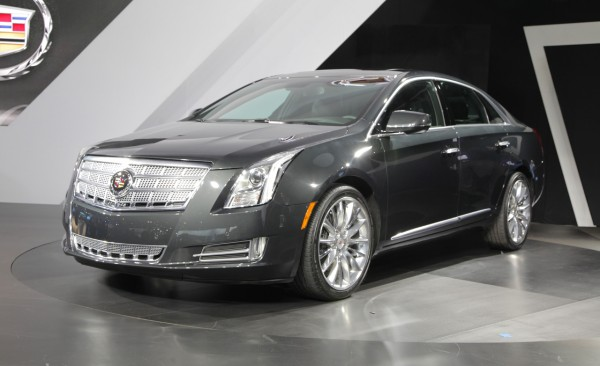 2013 cadillac xts review price interior exterior. Black Bedroom Furniture Sets. Home Design Ideas