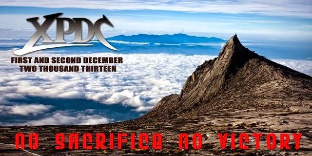 XPDC Mt. Kinabalu 2013