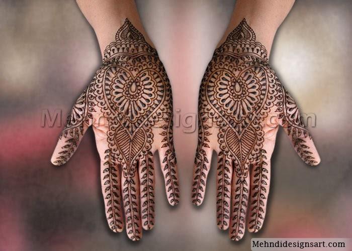 Indian Mehndi Design - Beauty Task