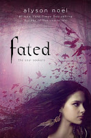 book cover of Fated by Alyson Noel