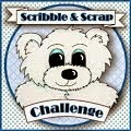 Scribble and Scrap Challenge and Blog