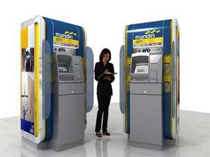 Cara Registrasi SMS Banking Mandiri Melalui ATM