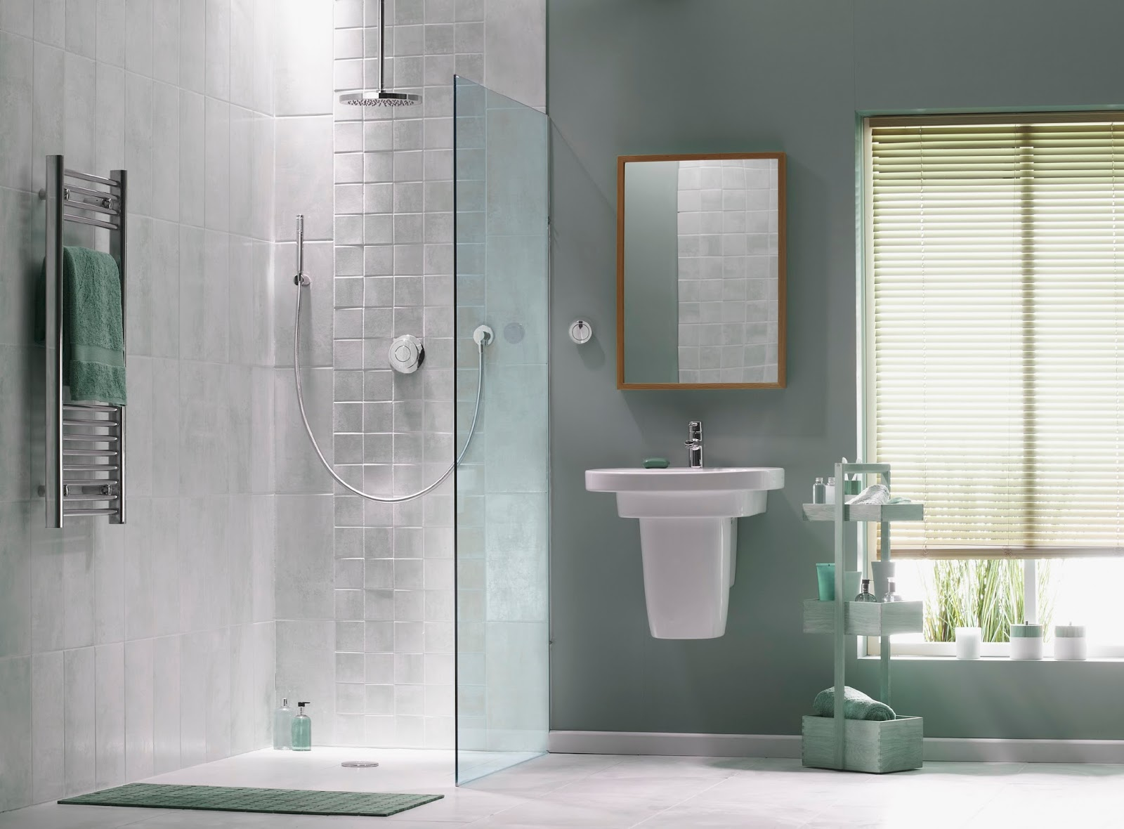 Re Bath Of Richmond Design Ideas For A Modern Bathroom